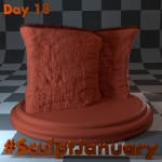Day18_2_SculptJanuary