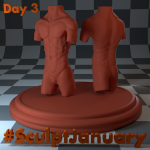 Day3_2_SculptJanuary