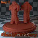 Day3_2_SculptJanuary