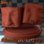 Day6_SculptJanuary